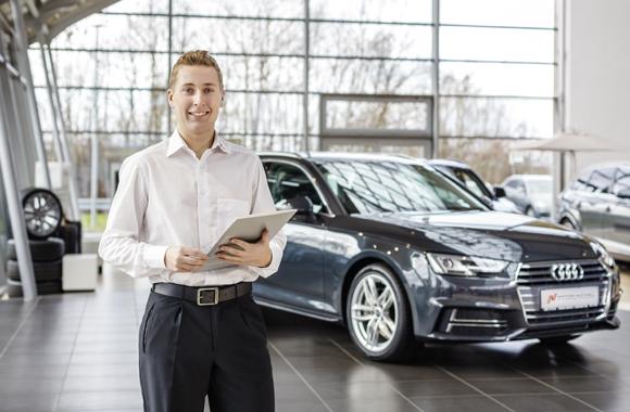 Ausbildung zum Automobilkaufmann