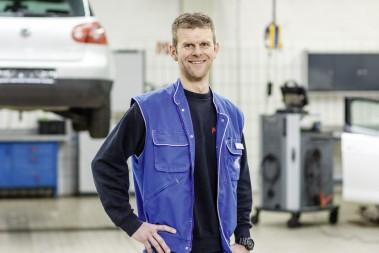 Interview mit Ingo Porkert, Werkstattleiter