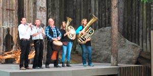 Sponsoring der Luisenburg Festspiele ist Teil der Unternehmenskultur