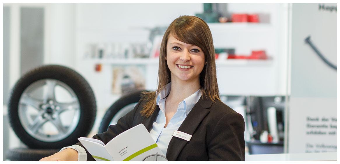 Interview mit Michaela Hirschke, Kundenbetreuerin